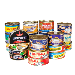 Canned and Other Product