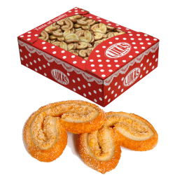 "#81426 ""LUKAS"" PALMIERS 350G"