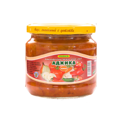 Adjika Mild Sauce 380ml/6pc