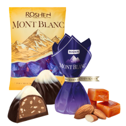 Monblanc w/Caramelized Almonds 8.81LB/4kg (VIOLET) LOOSE