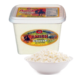 Amish Farmer Cheese 16oz/12pc