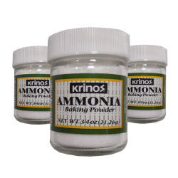 Ammonia  3/4 oz /24pc Jar