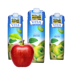 Apple Juice 1L/12pc