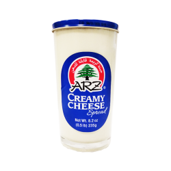 ARZ Cheese spread 235gr/12pc