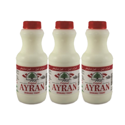 ARZ Yogurt drink (RED) 16oz/24pc