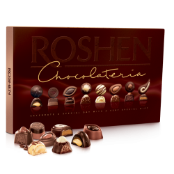 ASSORTY ''CHOCOLATERIA''  256g/8PC
