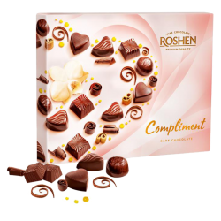 """Compliment"" Dark chocolate 145g/8PC"