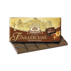 """Babaevskiy"" Original  Chocolate  100gr/17pc"