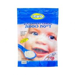 "Baby Cereal ""Buckwheat""  200gr/12pc"