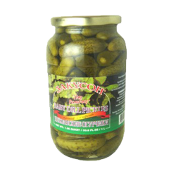 Baby Dill Pickles 1L/12pc