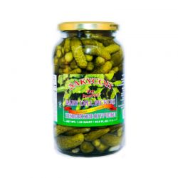 Baby Dill Pickles 2lt/6pc