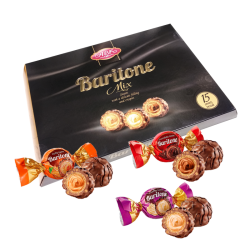 Bariton Choc-Nut filling (MIX) 264gr/8pc