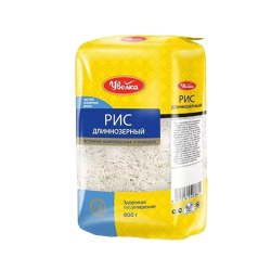 Rice long grain presteamed 800gr/6pc