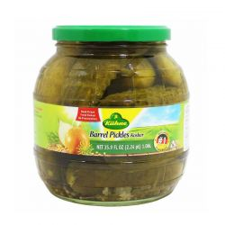 Barrel Pickles  35.9oz/6pc