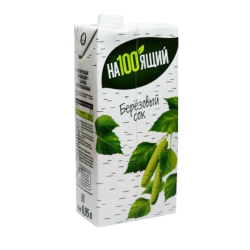 Birch Juice (Berezoviy)  0.95L/12pc