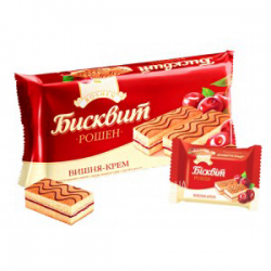 "Biscuit ""Cherry Cream"" 300gr/9pc"
