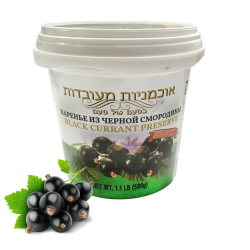 BLACK CURRANT 500g/12pc