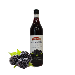 Blackberry Syrup 33.8oz/12pc