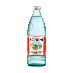 """Borjomi""  0.5L/12pc (glass)"