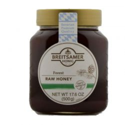 Breitsamer Forest Honey  17.6oz/6pc