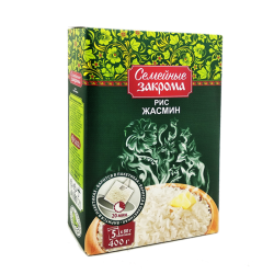 Rice Jasmin 5x80gr/400gr/10pc