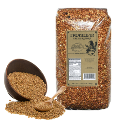 "Buckwheat ""VORONA"" 908gr/12pc"