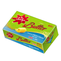 Butter Lightly salted 82% 200gr/20pc