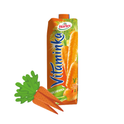 "Carrot Juice ""Vitaminka""  1l/6pc"