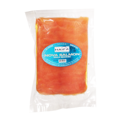 Central sliced Salmon 8oz
