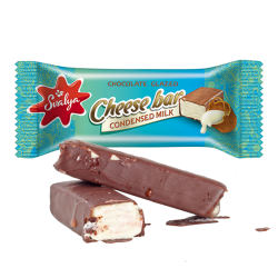 Cheese Bar Condensed Milk 45gr/18pc