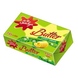 "Butter ""SVALYA"" 82% 200gr/20pc"