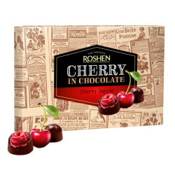 """Cherry"" Cherry with liquor 155gr/10pc"