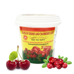 CHERRY & CRANBERRY LIGHT 500g/12pc