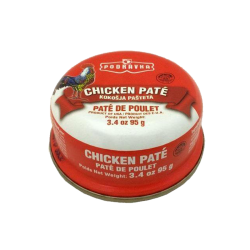 Chicken Pate 95gr/48pc