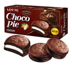 ChocoPie COCOA 168gr/16pc