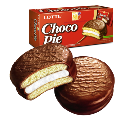 ChocoPie LOTTE 168gr/16pc