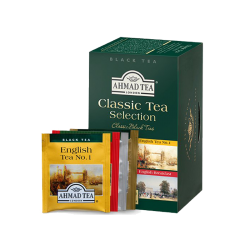 Classic Tea Selection  20ps/6pc
