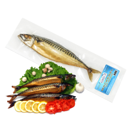 Cold Smoked Mackerel Econom V/P *APX weight 1lb