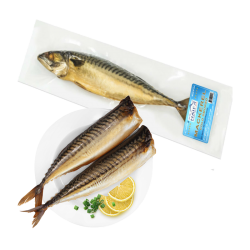 Cold Smoked Mackerel V/P (Jumbo) *APX weight 1.2lb