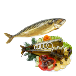 Cold Smoked  Mackerel Jumbo *APX weight 1.2lb