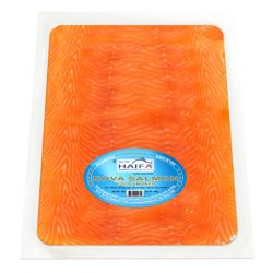 Cold Smoked Nova Salmon  16oz