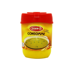 Consomme Chicken Soup 400gr/12pc