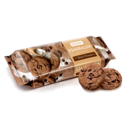 Cookies ESMERALDOA w/Dark Chocolate chips 150gr/16pc