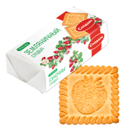 Cookies Strawberry  100gr/75pc