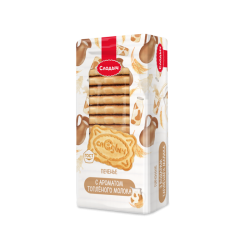 Cookies With Baked Milk Flavor  450gr/12pc