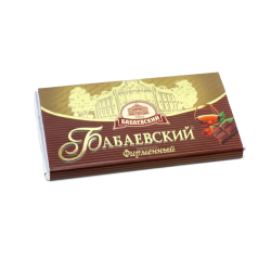 Dark Chocolate Firmeniy  100gr/17pc