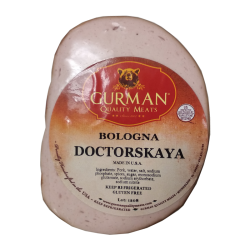 DOCTORSKAYA bologna CHUNK *APX weight 1 lb