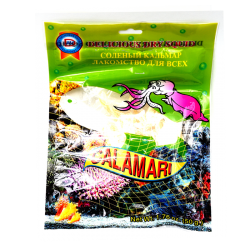 Dried Fish CALAMAR SHREDDED (SLICED) 50g/1.76oz/60pc