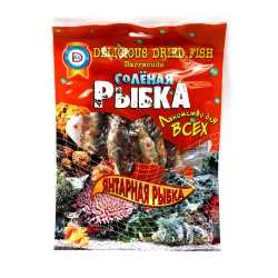 Dried Fish YANTARNAYA 90g/60pc