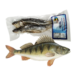 Dry Fish OKUN (Bass) V/P ~7LB 20pc in BX